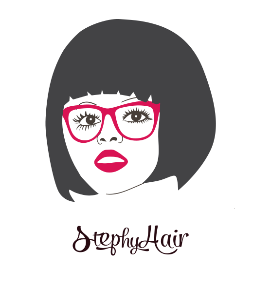Logo Stephy Hair